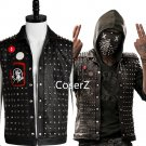 Watch Dogs 2 Cosplay Costume,Wrench I Am Dedsec Shawn Baichoo Vest Jacket for adult