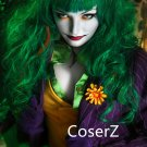Womens Joker Costume Women Joker Jack Cosplay Costume Plus Size