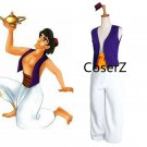 Aladdin Lamp Prince Cosplay Costume Halloween Costume Full Outfit For Men