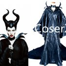 Custom Maleficent Cosplay Costume Full Outfit Halloween Costume