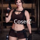 Game Tomb Raider Cosplay Costume, Custom Lara Croft Costume For Adults