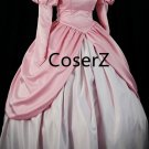 Custom Little Mermaid Pink Ariel Dress Cosplay Costume,Ariel Costome For Girls