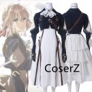 Custom Violet Evergarden Auto Memory Doll Cosplay Costume Full Outfit