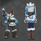 Custom Overwatch Mei Cosplay Costume,Overwatch Mei Costume Full Outfit