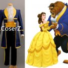 Custom Beauty and the Beast Cosplay Costume,Prince Costume For Adult