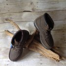"New Boy's shoes/boots brown size 6M, ""Sonoma"" Life+Style Kohl's, Big Kids Shoes"
