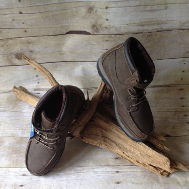 """New Boy's shoes/boots brown size 6M, """"Sonoma"""" Life+Style Kohl's, Big Kids Shoes"""