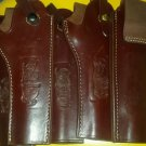 "TRIPLE K 754 HOLSTER-NEW-FACT. BLEM RUGER 22/45 MK II,III HUNTER 6 7/8"" BBL."