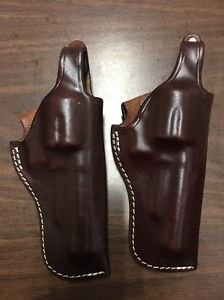 "TRIPLE K 196 HOLSTER-NEW-FACTORY BLEMISH FITS S&W N FRAME 4"" BARREL"