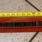 "TRIPLE K 794 WESTERN BELT FACTORY BLEMISH SIZE M (33""-38"") .45 CALIBER LOOPS"
