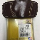 Triple K #246 Belt Slide Holster for BERETTA JETFIRE, MINX, 950