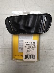 Triple K Belt Slide Holster for Ruger SP101 REVOLVERS