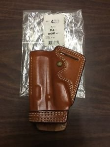 TRIPLE K SMALL OF THE BACK HOLSTER RUGER P-94- NEW FACTORY OVERSTOCK