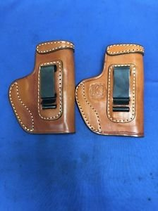 TRIPLE K #314 INSIDE PANT HOLSTER-NEW-FACTORY BLEMISH FITS RUGER LC9
