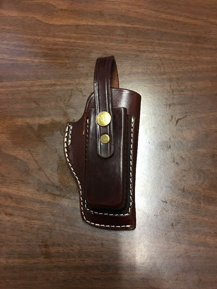 TRIPLE K #39 PACKER HOLSTER FOR BERETTA 84 BDA .380 NEW FACTORY BLEMISH UNLINED
