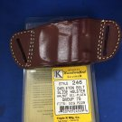 Triple K #246 Belt Slide Holster for SIG SAUER P229