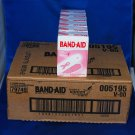 Johnson & Johnson Breast Cancer Awareness Band-Aid Bandages Pink Ribbon 24 Boxes