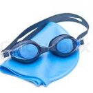 SIR-G, SG-Swimming goggle jointless, silicon cap and ear plugs.