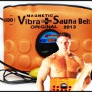 Magnetic Sauna Belt Fat Burner Vibrate Massager.