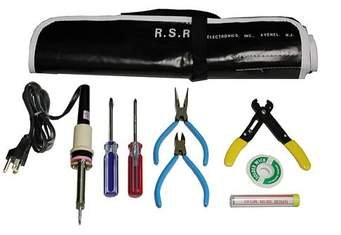Tool Kit In A Pouch