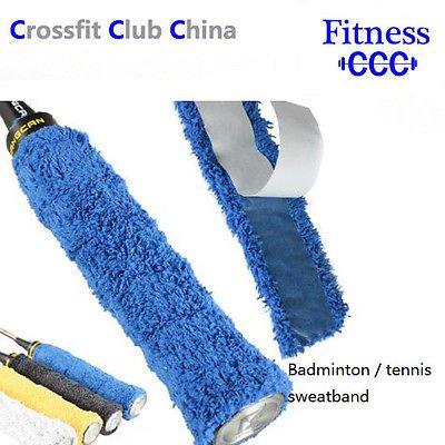 5 X Badminton racket racquet grip for tennis squash badminton 80cm L x 3cm