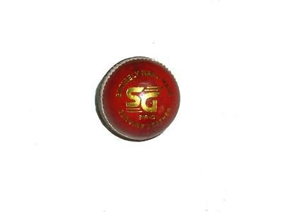 1 PC HAND STICHED LEATHER 4 CUT SHIV BAT FRIENDLY (TESTED GRADE)CRICKET BALL