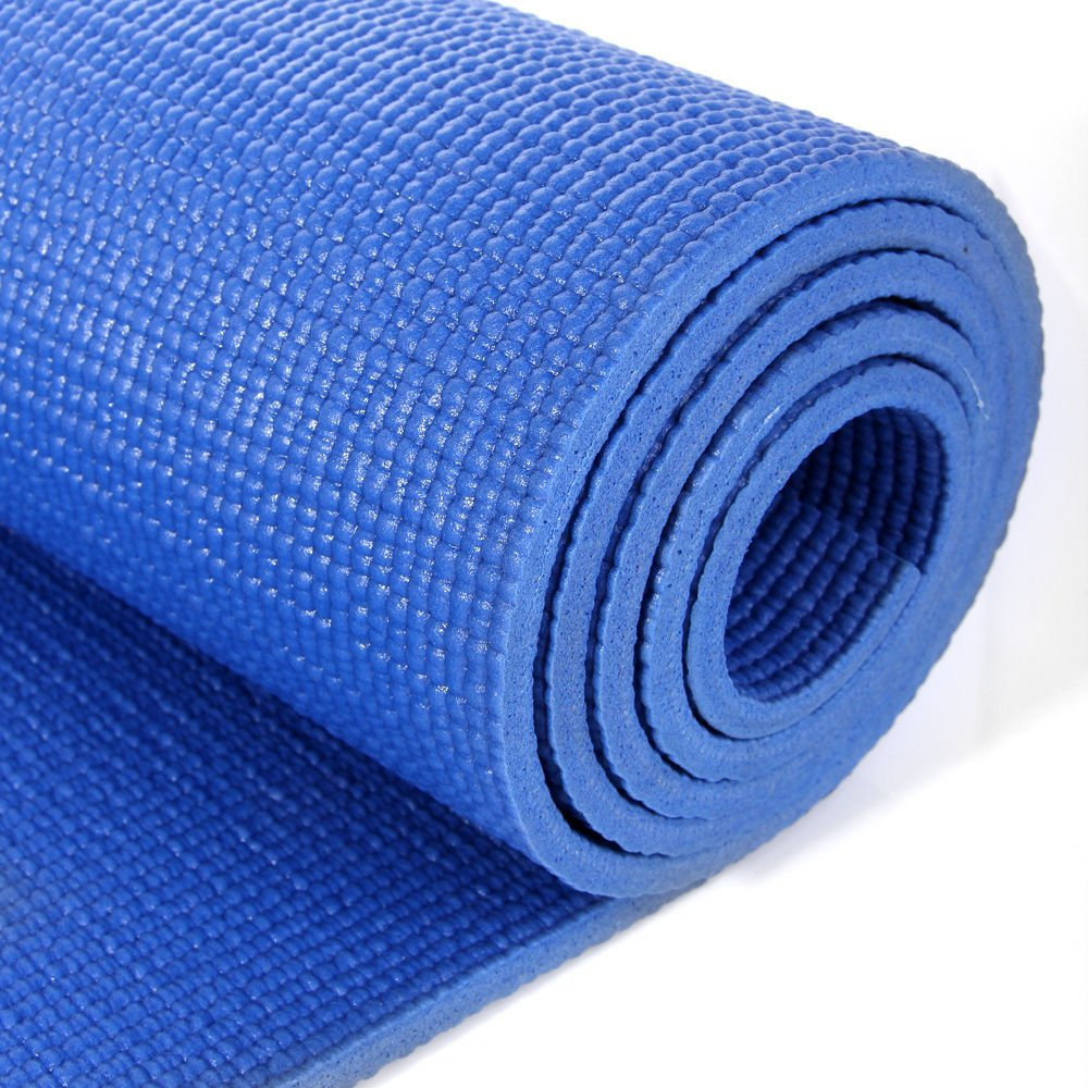 SIR-G Yoga Mat 6mm Thick Durable Non-Slip Pad Exercise Fitness Blanket.