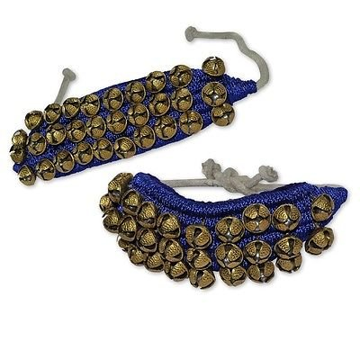 Indian Traditional Ghungroo Indian Classical Dancers Anklet Musical instrument