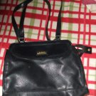 $35 Bueno purse bag black spacous Measures approx 13 x 9 x 4 straps handbag
