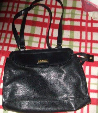 $35 Bueno purse bag black spacous Measures approx 13 x 9 x 4 straps handbag