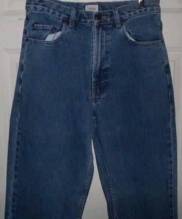 "Boys Men CHEROKEE Denim jeans size 31 waist straight  leg 29"" inseam"