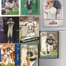 8 TITANS JEVON KEARSE BILLY VOLEK Encore RC RC DYSON RC JAKE LOCKER RC Graded 10