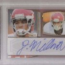 DEE MILLINER GOLD 2013 autograph RC /99 BROWNS Graded 10 SHOWCASE football CARD