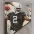 JaMARCUS RUSSELL 2007 OAKLAND RAIDERS UD Premiere RC Graded 10 football CARD