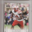 RANDY GREGORY COWBOYS 2015 LEAF draft Graded gem 10 rookie football CARD