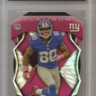 VICTOR CRUZ GIANTS DIE-CUT REFRACTOR 2014 Topps PLATINUM Graded gem MT10