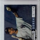 grade PSA 8.5 DEREK JETER Electric Diamond Prospects RC NY Yankees basball card