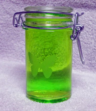 Nug Jug With Butterfly Etching (EG002)