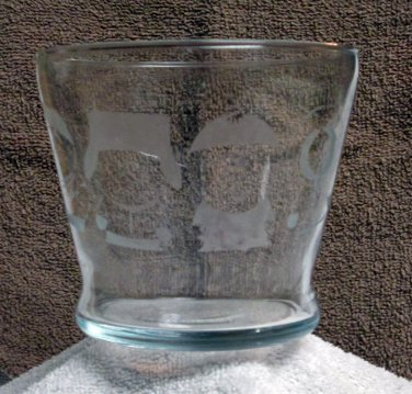 Etched Cartoon Glass (EG003)