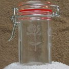 Nug Jug With Rose Etching (EG005)