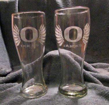 Oregon Ducks Glass Set (EG016)