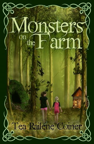 Childrens Book:  Monsters on the Farm (WC001)