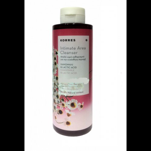 Korres Soft cleaning fluid for the delicate 250ml