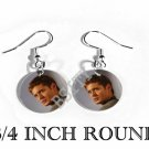 JENSEN ACKLES PHOTO FISH HOOK CHARM Earrings