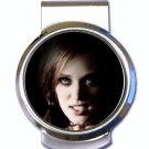 JESSICA HAMBY TRUE BLOOD PHOTO Money Clip Silver Pewter