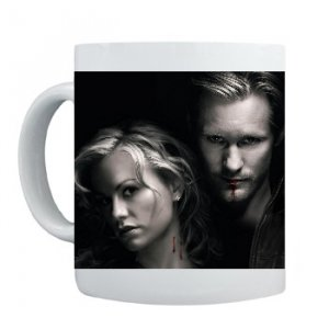 ERIC SOOKIE PHOTO TRUE BLOOD COFFEE MUG CUP