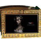 SOOKIE STACKHOUSE PHOTO TRUE BLOOD BLING CZ GOLD BELT BUCKLE