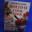 Better Homes and Gardens Holiday Cook Book 1959 HB Vintage Party Fare
