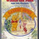 Disney's Winnie the Pooh Blackberry Surprise Baby Boardbook Bedtime English 1994