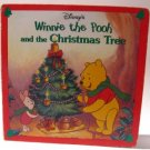 Disney's Winnie the Pooh and the Christmas Tree Boardbook Children's 1998